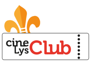 logotipo cine club lys