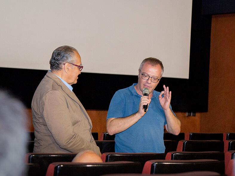 Yucatán en Cines Lys con Daniel Monzón