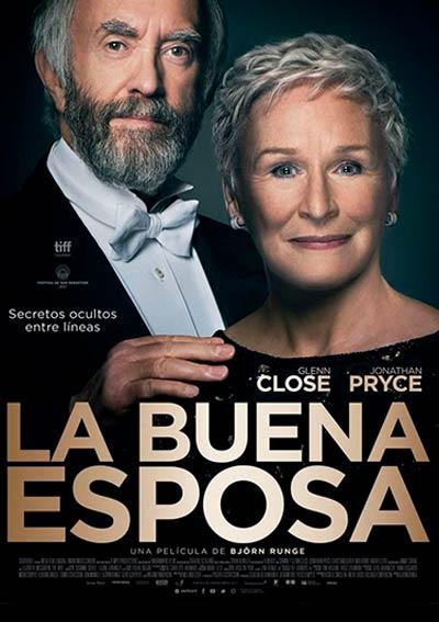 Cartel La buena esposa en Cine Club Lys