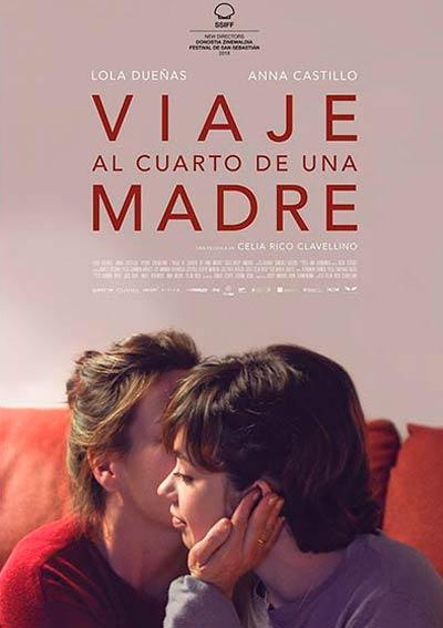 Cartel Viaje al cuarto de una madre en Cine Club Lys