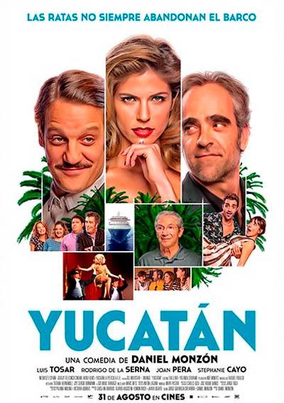 Cartel Yucatán en Cine Club Lys