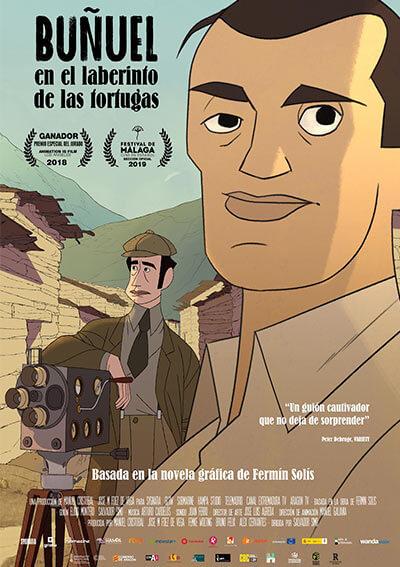 Comprar entradas para Buñuel en el laberinto de las tortugas