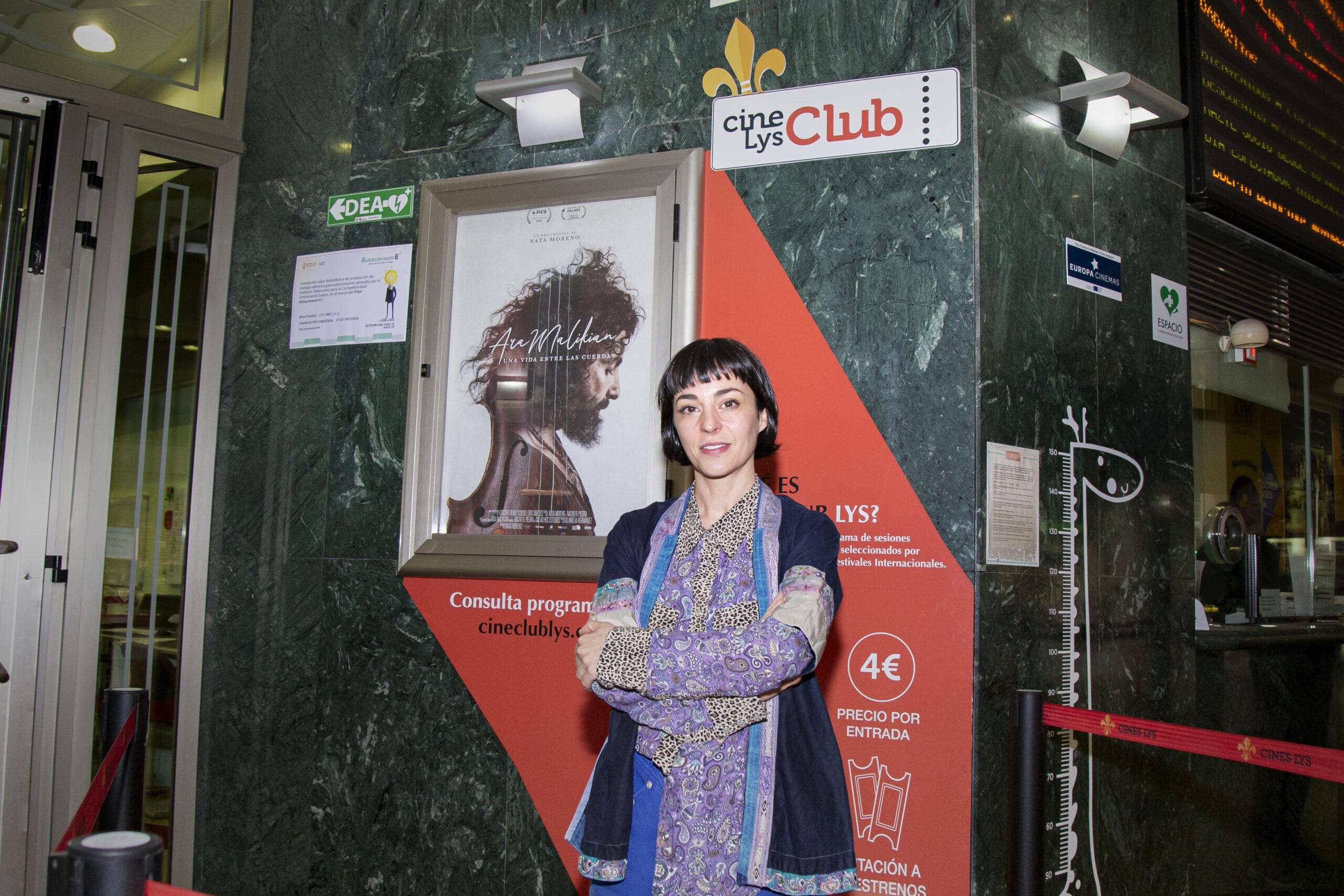 Cine Club Lys - Ara Malikian