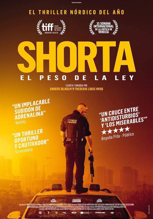 Shorta en Cine Club Lys